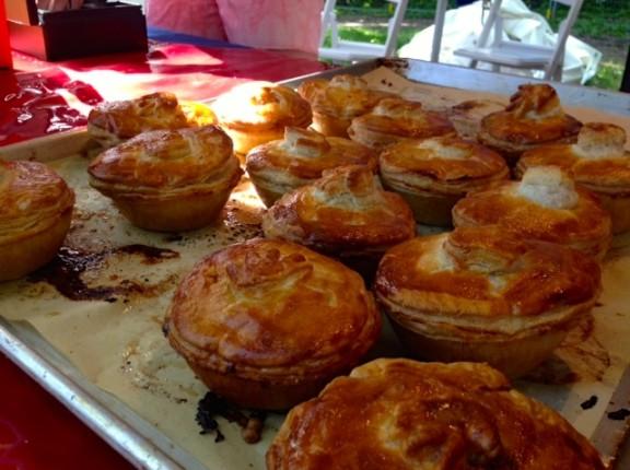 Kanga Meat Pies