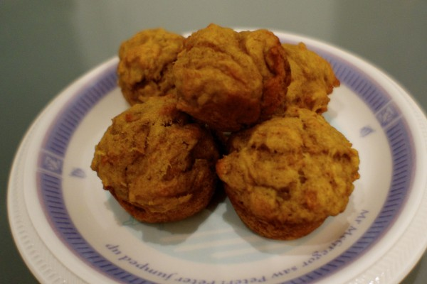sweet potato muffin paltrow gwyneth