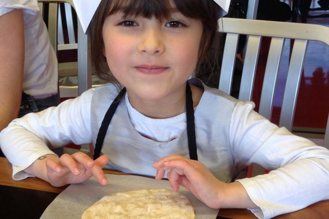 kids cooking school