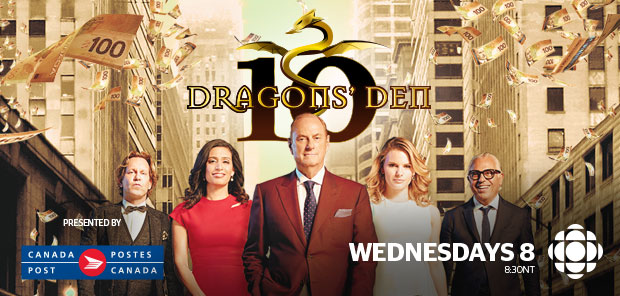 CBC dragon's den 2016 decade