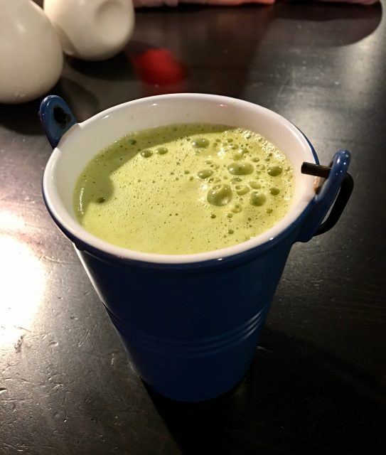 poop cafe matcha milk tea dessert menu toronto