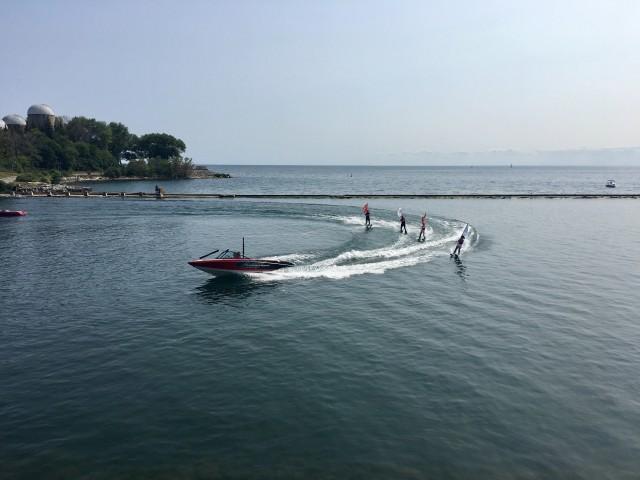 water ski show cne toronto