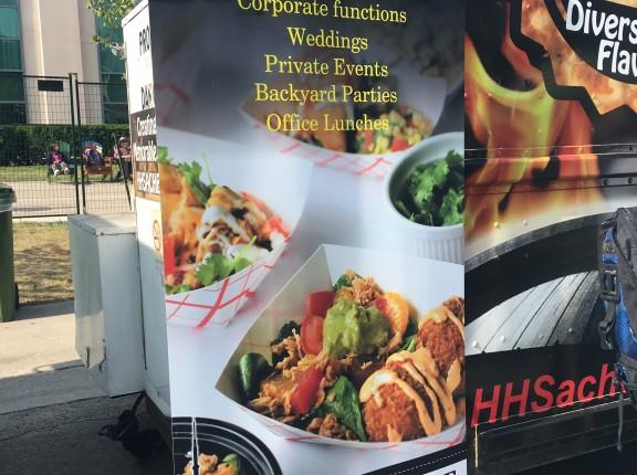 food truck tdots naansence toronto