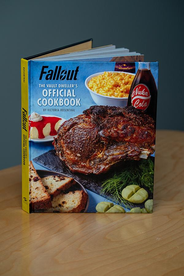 Fallout Vault Dweller's Official Cookbook