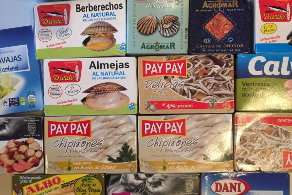 spanish conservas canned foods