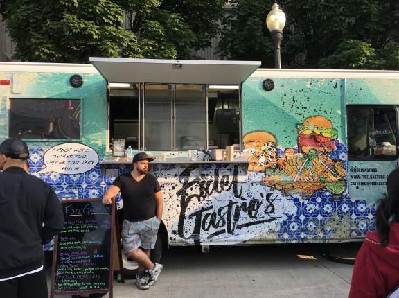 cne food truck fidel gastro's