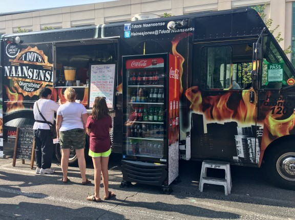 cne tdots naansence food truck