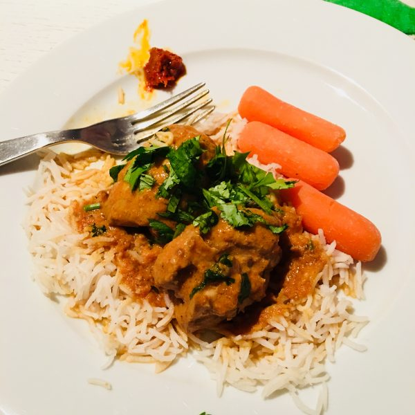 indian recipe butter chicken