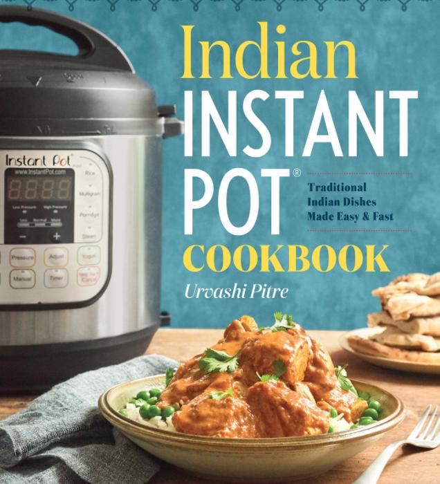 recipe book indian food instant pot