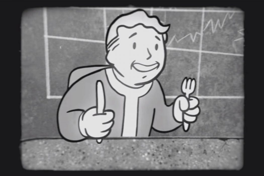 hungry vault boy fallout 76
